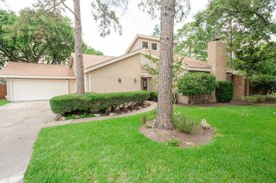 Pearland Single Family Home For Sale: 2413 Golfcrest Drive