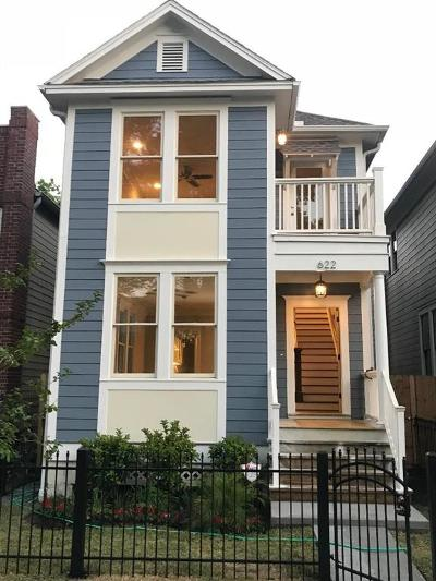 Houston Single Family Home For Sale: 622 W 22nd Street