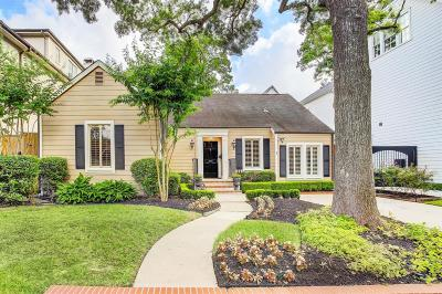 Houston Single Family Home For Sale: 2221 North Boulevard