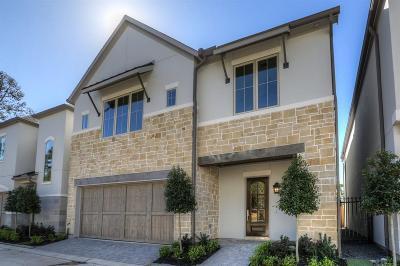 Houston Condo/Townhouse For Sale: 10211 Preston Crest Drive