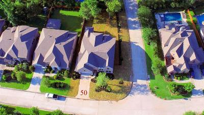 The Woodlands Single Family Home For Sale: 50 S Almondell Circle