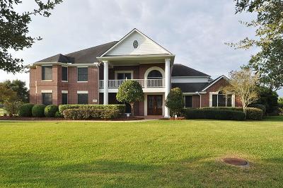 Richmond Single Family Home For Sale: 8826 Crown Jewel Drive