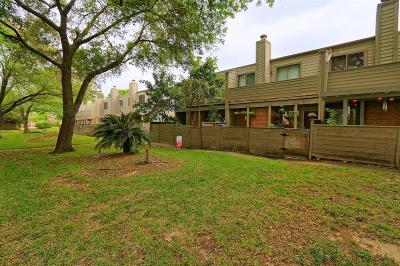 Houston TX Condo/Townhouse For Sale: $145,000