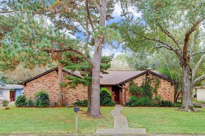 Harris County Single Family Home For Sale: 11219 Cold Spring Drive