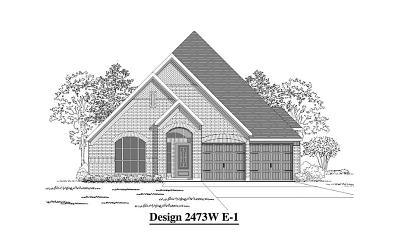 Rosenberg Single Family Home For Sale: 1338 Mystic River Lane