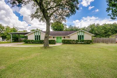 Pearland Single Family Home For Sale: 2603 Thelma Street