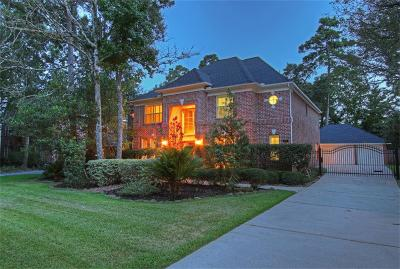 The Woodlands Single Family Home For Sale: 27 Keelrock Place