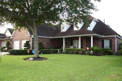 Deer Park Single Family Home For Sale: 1506 Ranier Drive