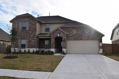Texas City Single Family Home For Sale: 2731 Cumberland Drive