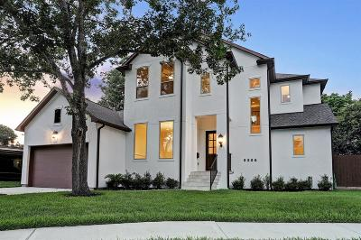 Houston Single Family Home For Sale: 5506 Ariel Street