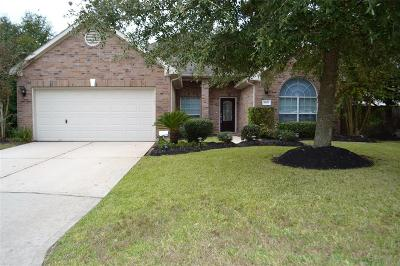 Conroe TX Single Family Home For Sale: $205,000
