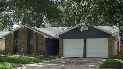 Houston Single Family Home For Sale: 19627 Spanish Needle Drive