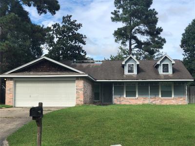 Spring Single Family Home For Sale: 25910 Chapel Ridge Lane