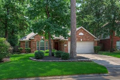 The Woodlands Single Family Home For Sale: 30 Tallow Hill Place