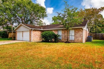 Missouri City Single Family Home For Sale: 1566 Hilton Head Drive