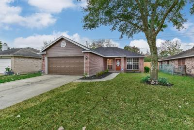 Houston TX Single Family Home For Sale: $339,999