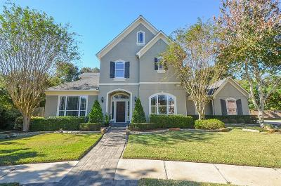 Katy Single Family Home For Sale: 22926 Haven Field Court