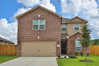 Humble Single Family Home For Sale: 11002 Hillside Creek Drive