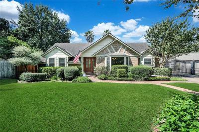 Houston Single Family Home For Sale: 1049 Richelieu Lane