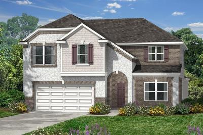 Magnolia Single Family Home For Sale: 10023 Cimarron Canyon Lane