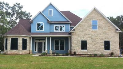 Angleton Single Family Home For Sale: 33403 Blue Crab Ct