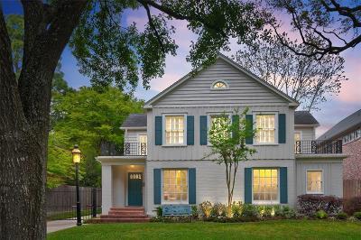 Braeswood Single Family Home For Sale: 2412 Glen Haven Boulevard