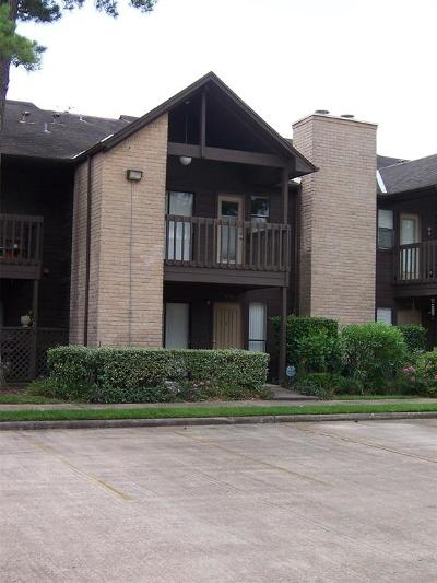 Cypress Condo/Townhouse For Sale: 12755 Mill Ridge Drive #616
