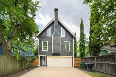 Houston TX Single Family Home For Sale: $377,900