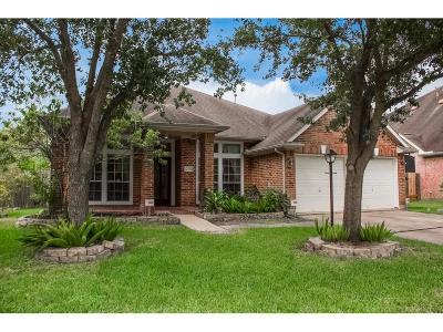 Houston Single Family Home For Sale: 12350 Shadow Island Drive