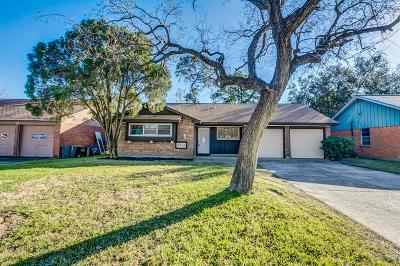 Texas City Single Family Home For Sale: 2933 Kingston Drive