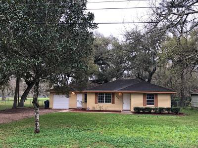 Sweeny Single Family Home For Sale: 804 Avenue A