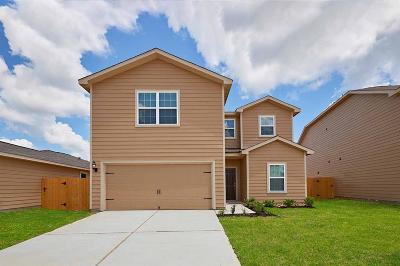 Magnolia Single Family Home For Sale: 26004 Allan Poe Drive