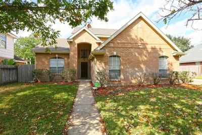 Houston Single Family Home For Sale: 7334 Rancho Mission Drive