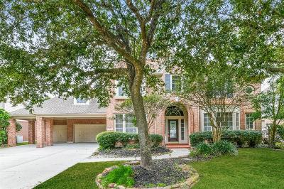 Spring, The Wodlands, Tomball, Cypress Rental For Rent: 5714 Oakmoss Trail