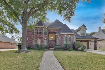 Cypress Single Family Home For Sale: 13419 Tallow Glen Lane