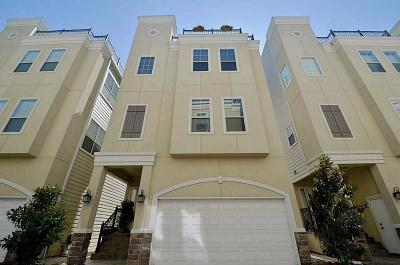 Condo/Townhouse For Sale: 1213 W 15th 1/2 Street #C