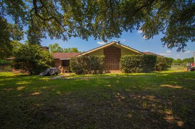 Alvin Single Family Home For Sale: 3821 County Road 960