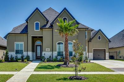 Kemah Single Family Home For Sale: 633 Appia Drive