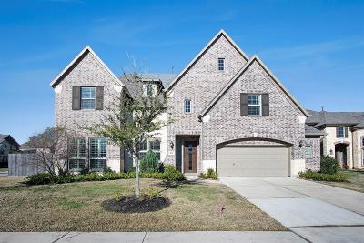 Stafford Single Family Home For Sale: 214 Summer Amble Court