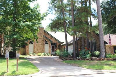 Kingwood Single Family Home For Sale: 5438 Fern Park Drive