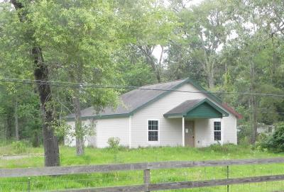 Liberty County Single Family Home For Sale: 170 County Road 428