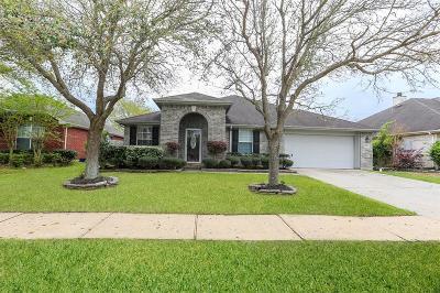 Friendswood Single Family Home For Sale: 16835 Bending Creek Lane