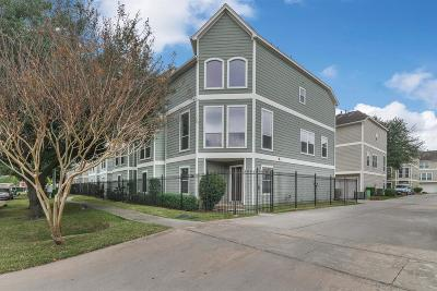 Houston Condo/Townhouse For Sale: 1271 W 17th Street