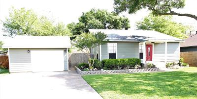 Pearland Single Family Home For Sale: 3507 Knapp Road