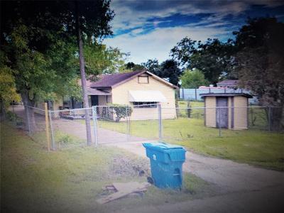 Houston Single Family Home For Sale: 4225 Mohawk Street