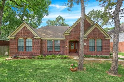 The Woodlands Single Family Home For Sale: 76 E Stony End Place