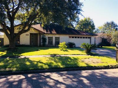 League City TX Single Family Home For Sale: $174,500