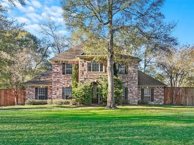 Montgomery Single Family Home For Sale: 18988 Ocean Mist Court