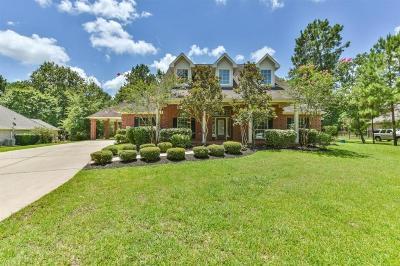 Magnolia Single Family Home For Sale: 12003 E Border Oak Drive