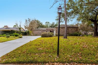 Briargrove Park Single Family Home For Sale: 10331 Candlewood Drive